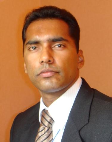 Happymon Jacob (India)