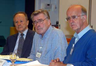 Matthew Meselson, Julian Perry Robinson and Graham Pearson
