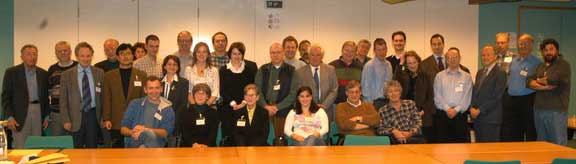 Participants at the 20th CBW Workshop