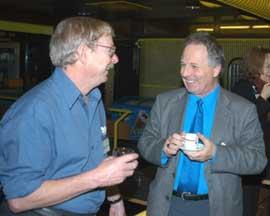 Mark Wheelis (UC, Davis) and Nicholas Sims (LSE)
