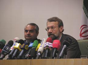 Ali Larijani, Secretary of the Supreme National Security Council