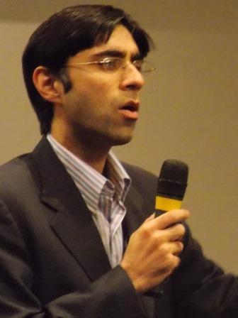*Moeed Yusuf (Pakistan)