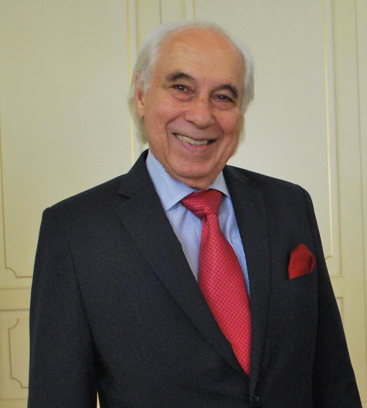 *Sergio Duarte (Brazil), President of Pugwash