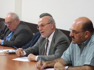 Pugwash Ramallah Roundtable