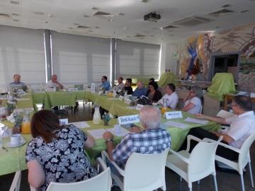 Participants, Pugwash Tel Aviv Workshop, 30-31 August 2013
