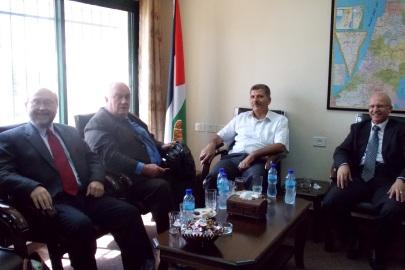 Meeting in Ramallah