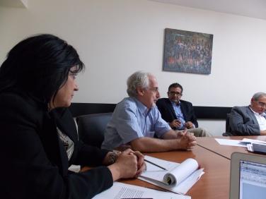 Pugwash Ramallah Roundtable