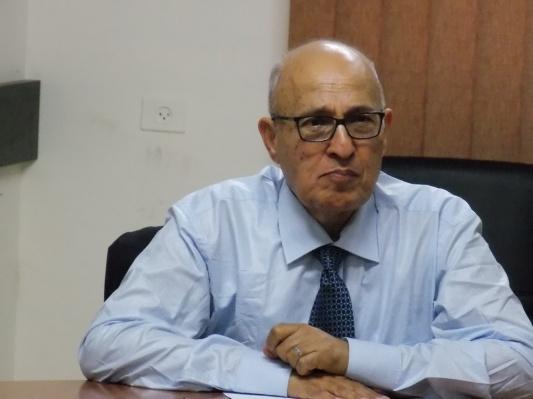 Dr. Nabil Shaath