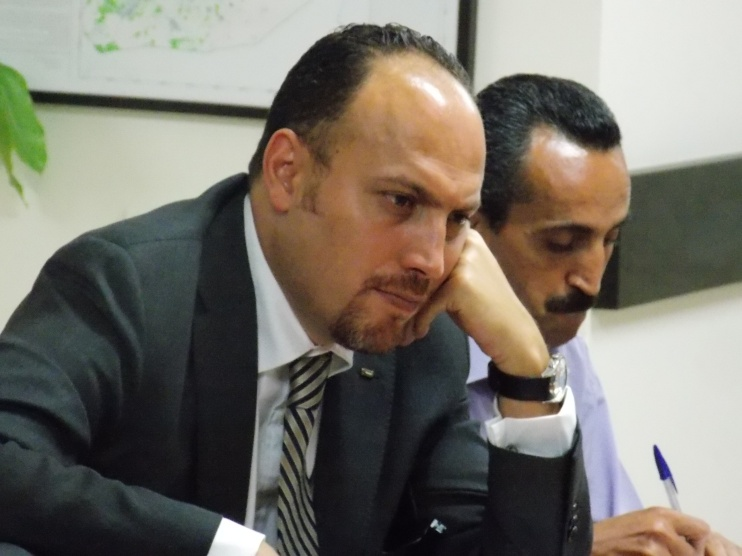 Dr Husam Zomlot, Pugwash Council member and Executive Deputy Commissioner, Commission for International Affairs, Fatah