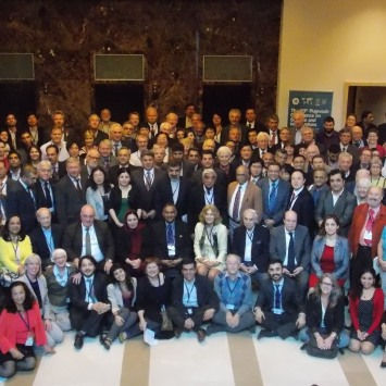 Participants of the 60th Pugwash Conference, 2013