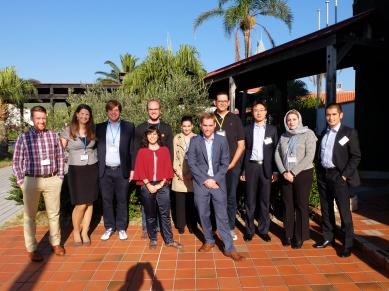 ISYP Board, Nagasaki Conference, November 2015