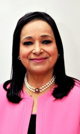 *Anissa E. Hassouna (Egypt)