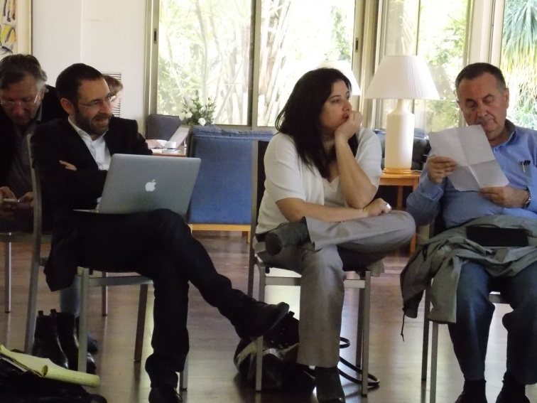 Participants at the Herzliya work