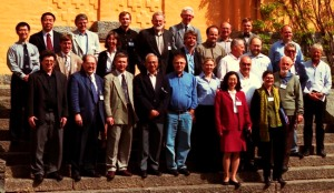 Participants of the Sigtuna workshop