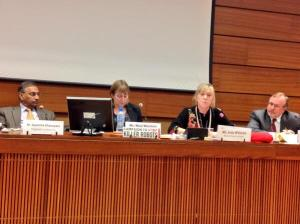 Killer Robot Side Event, Geneva, 16 May 2014