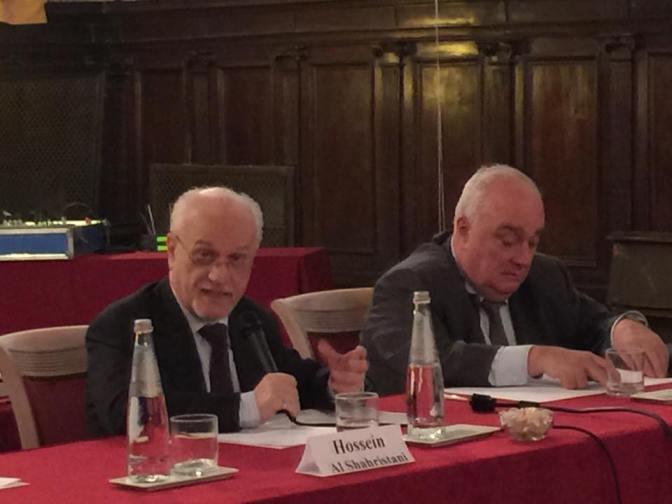 Rome meeting