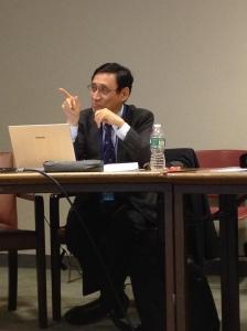 Dr Suzuki NPT discussion