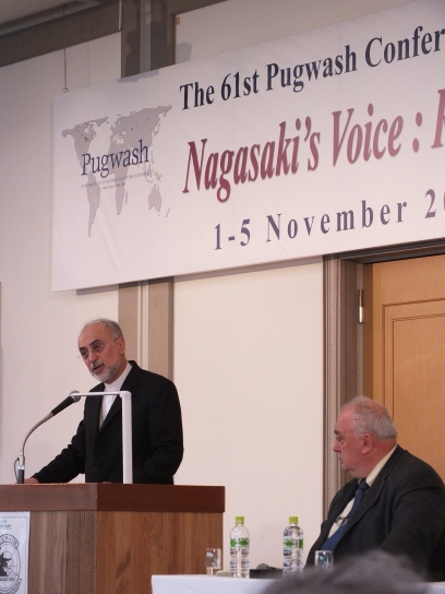 H.E. Dr Ali Akbar Salehi