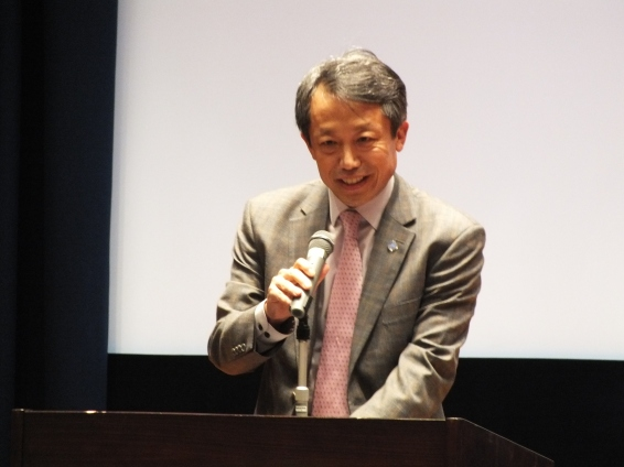 Mr. Kim Won-soo, UN Under Secretary-General and Acting High Representative for Disarmament Affairs