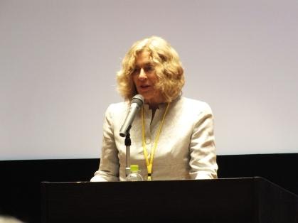 Dr. Jennifer Simons, President of the Simons Foundation