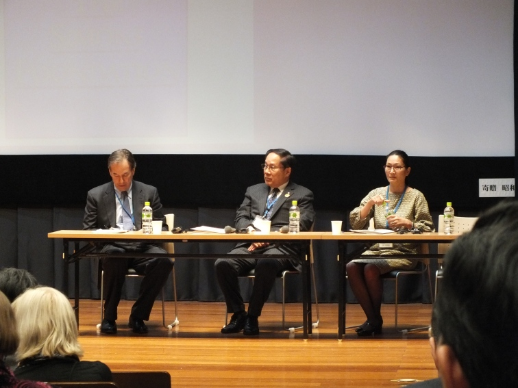 Panel: Humanitarian Consequences of Nuclear Weapons