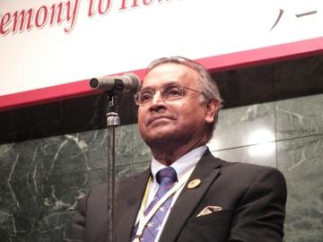 Amb. Jayantha Dhanapala