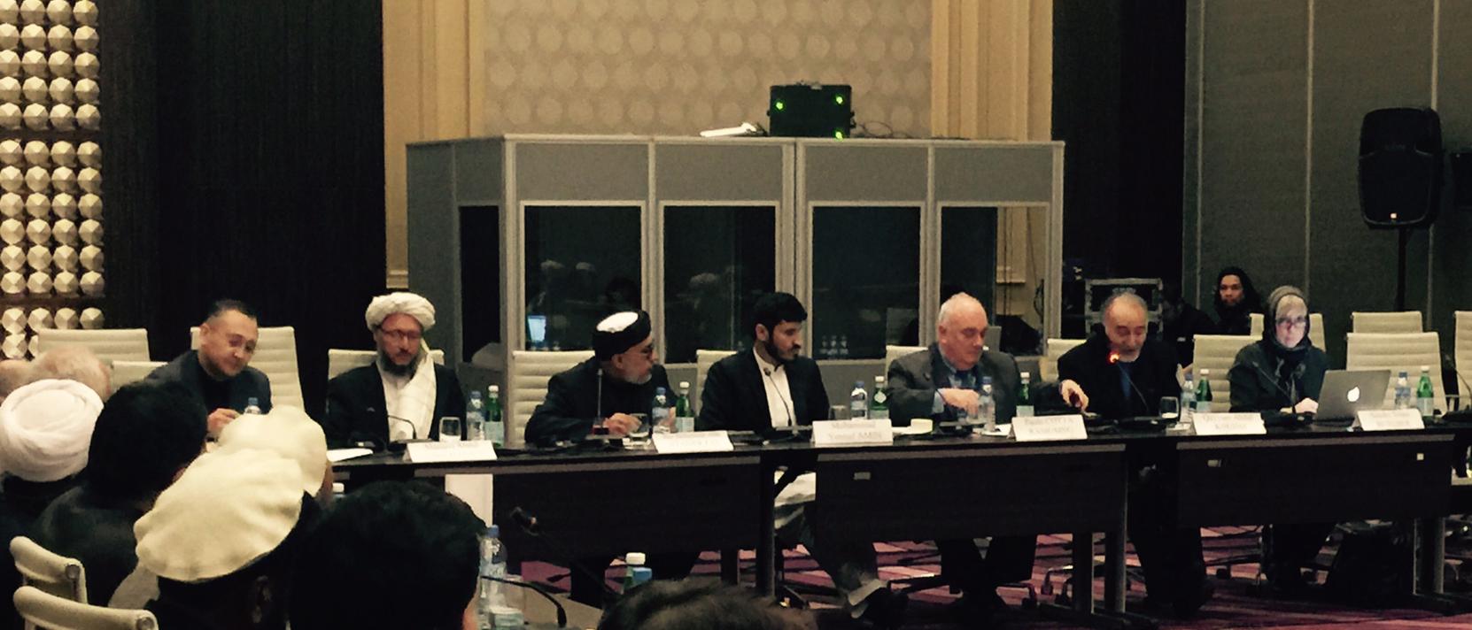 Doha meeting, January 2016