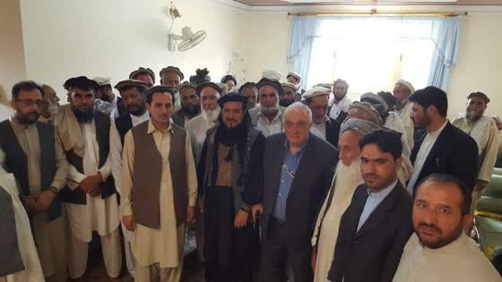 Kabul meeting, May 2016
