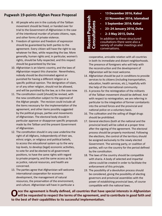 Pugwash 19-points Afghan Peace Proposal (2)