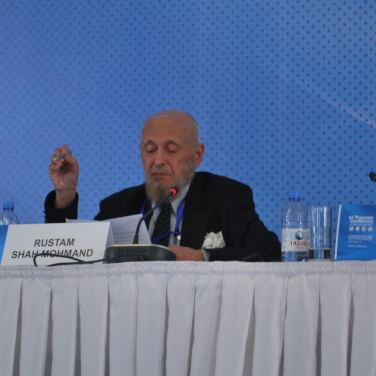 Rustam Shah Mohmand (Pakistan), former Ambassador of Pakistan to Afghanistan
