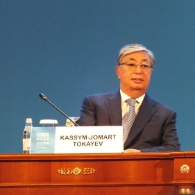 Keynote Speech by Kassym-Jomart Tokayev (Kazakhstan), Chairman of the Senate of the Parliament of Kazakhstan