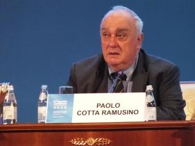 Paolo Cotta Ramusino (Italy), Secretary General of Pugwash