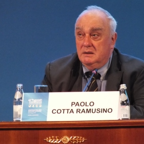 Paolo Cotta Ramusino (Italy), Secretary General of Pugwash