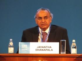 Introduction by Jayantha Dhanapala (Sri Lanka), President of Pugwash