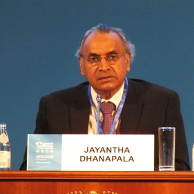 Introduction by Jayantha Dhanapala (Sri Lanka), President of Pugwash