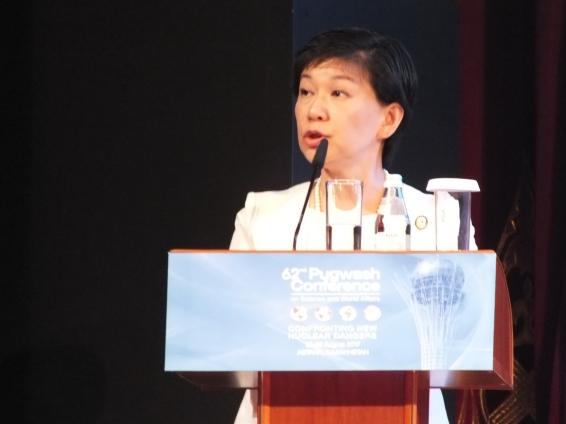 Address by Izumi Nakamitsu, UN High Representative for Disarmament Affairs