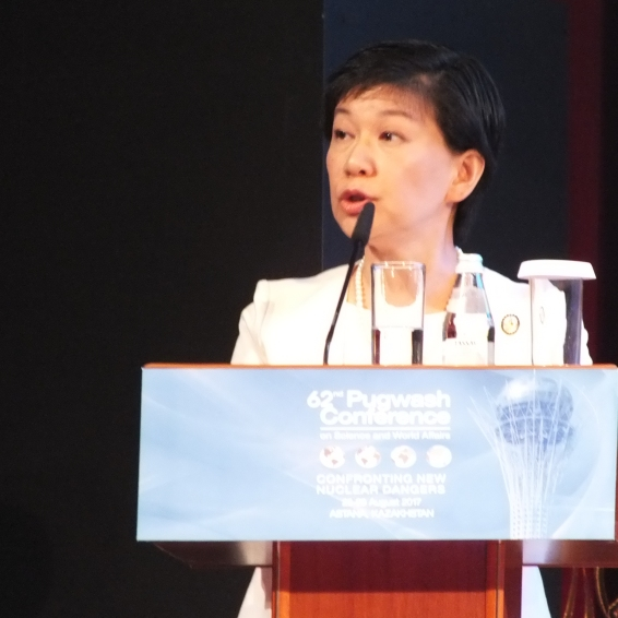 Address by Izumi Nakamitsu, UN High Representative for Disarmament Affairs