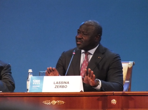 Address by Lassina Zerbo (Burkina Faso), Executive Secretary, CTBTO Preparatory Commission on the Treaty Banning Nuclear Tests