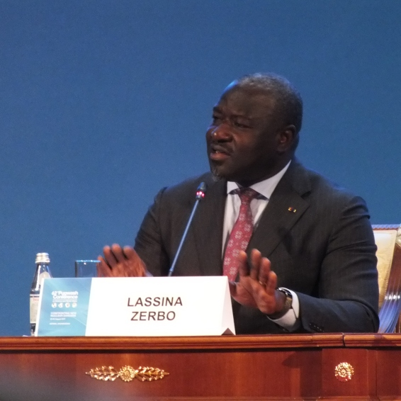 Address by Lassina Zerbo (Burkina Faso), Executive Secretary, CTBTO Preparatory Commission on the Treaty Banning Nuclear Tests