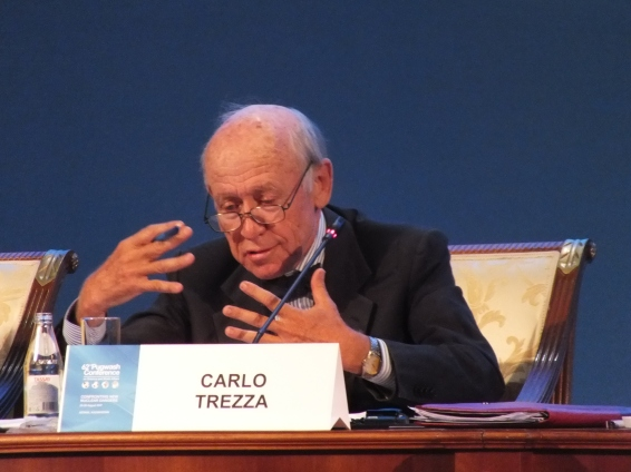 Carlo Trezza (Italy), former Ambassador for Disarmament and Non-Proliferation of Italy