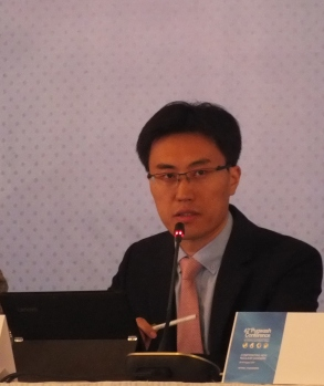 Tong Zhao (China), Fellow, Carnegie-Tsinghua Center for Global Policy, Beijing