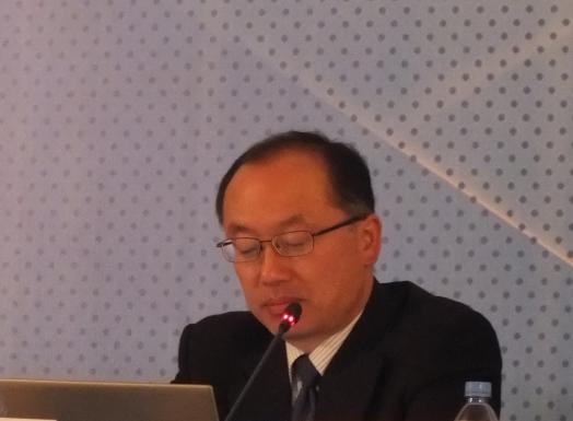 Seiji Endo (Japan), Professor of International Politics, Seikei University, Tokyo