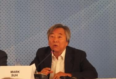 Mark Suh (South Korea)
