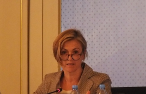 Sharon Squassoni (USA), Senior Fellow, Center for Strategic and International Studies
