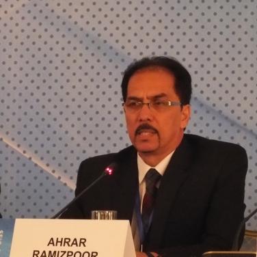 Ahrar Ramizpoor (Afghanistan)