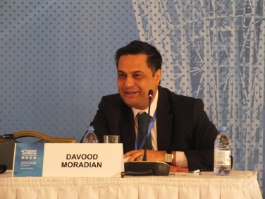 Davood Moradian (Afghanistan), Director of the Afghan Institute for Strategic Research Studies