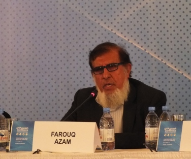 Ghulam Farouq Azam (Afghanistan), Chairman of Movement for Peaceful Transformation of Afghanistan