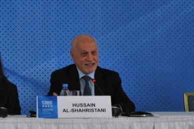 Hussain Al-Shahristani (Iraq), former Deputy Prime Minister