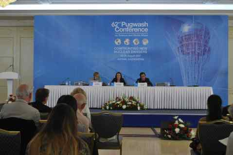 PL15 – PLENARY SESSION: Future of civilian nuclear energy and internationalization of the nuclear fuel cycle