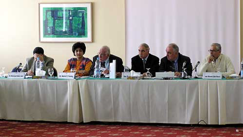 Amman workshop on the Middle East, March 2004